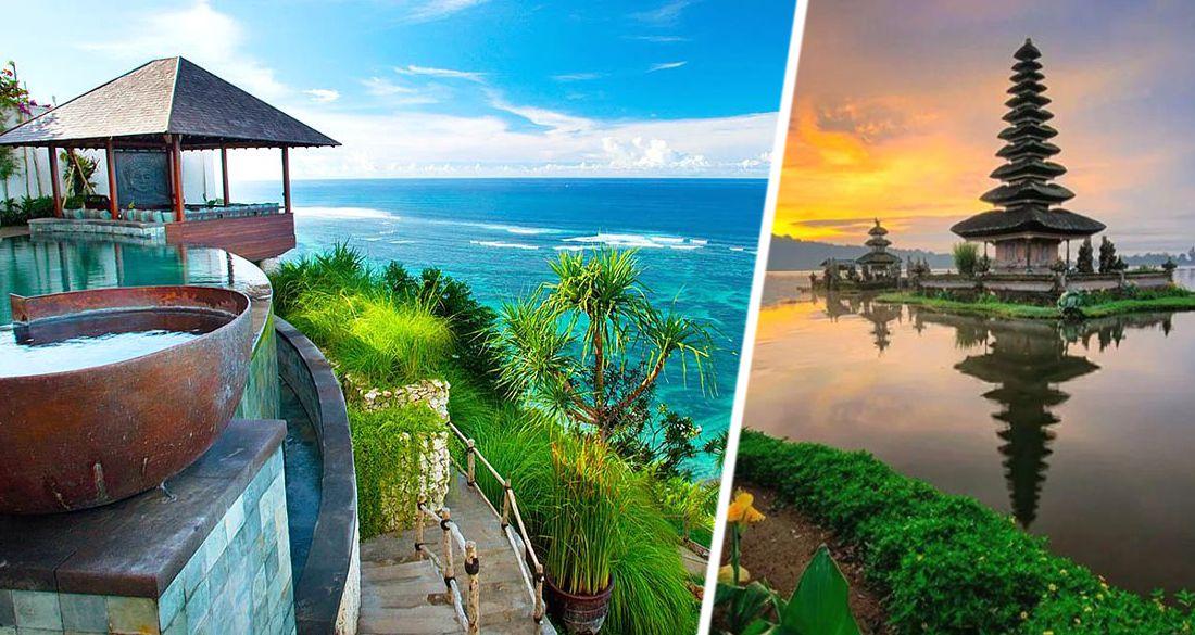 Президент Индонезии сообщил, когда Бали начнёт массово принимать туристов