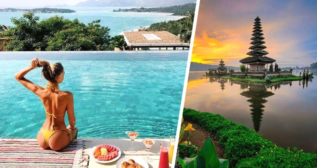 Бали открывает «зелёные зоны» для приёма иностранных туристов