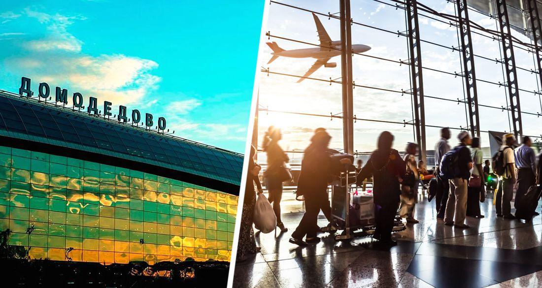 Стало известно, на какие курорты полетит больше всего рейсов из Домодедово