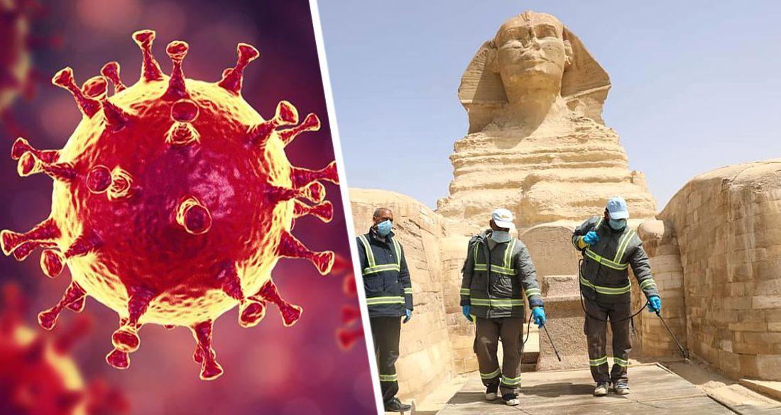 Египет объявил о третьей волне коронавируса: Хургада и Шарм-эль-Шейх продолжают наращивать турпоток