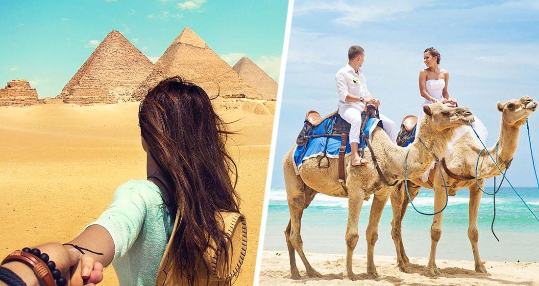 В Египте расширятся туристические программы из Белоруссии