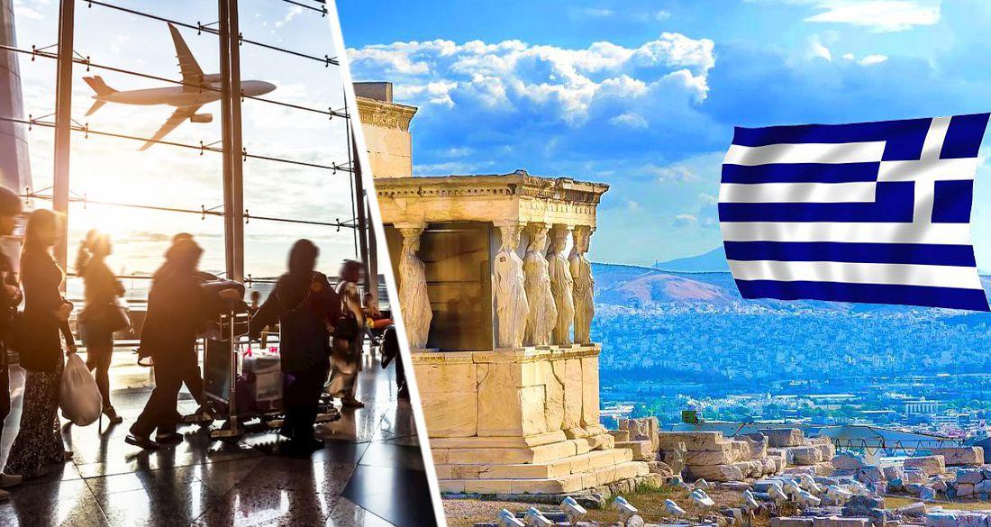 Из Москвы стартовали рейсы в Грецию