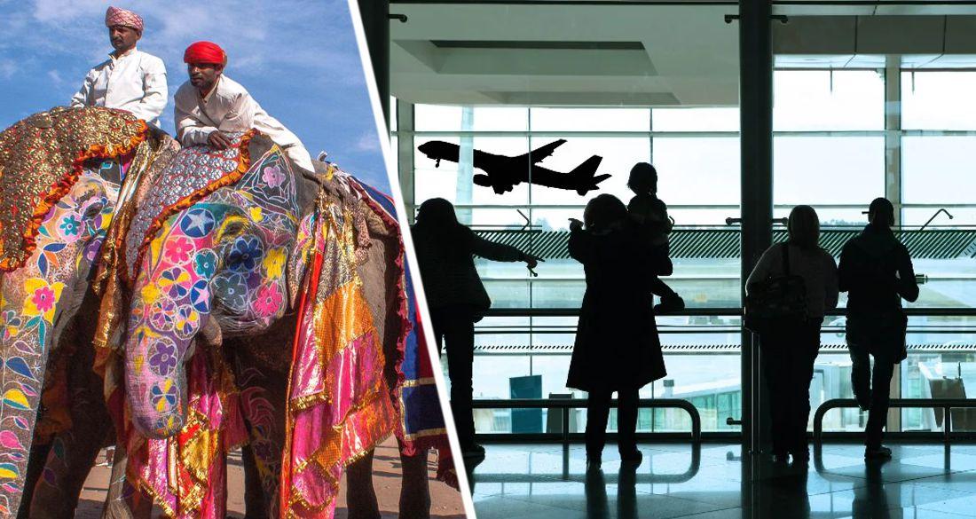 Российские туристы полетели в Индию на крыльях Air India