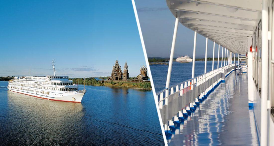 Туристы уже скупили 90% туров на круизы по рекам России