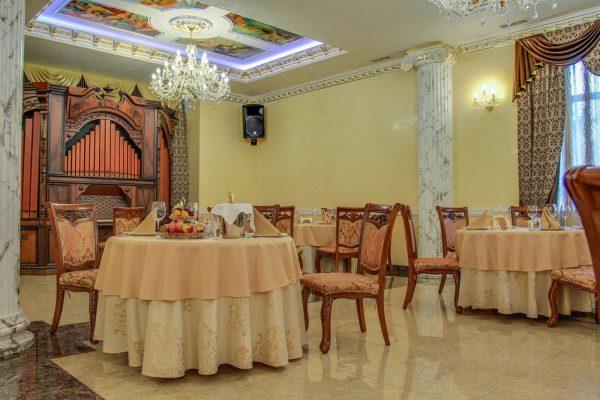 Банкетный зал в Симферополе