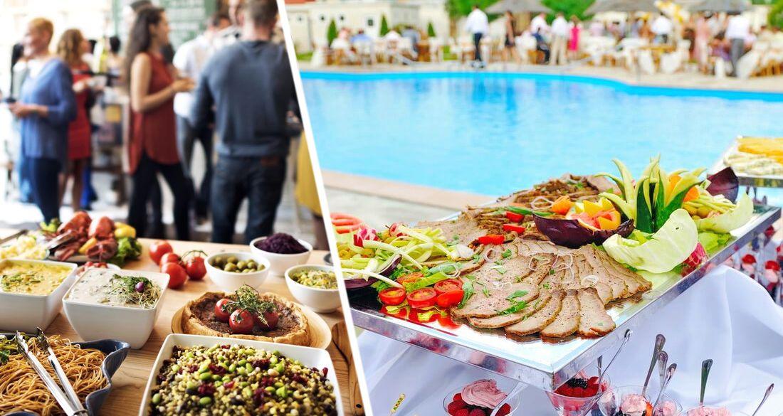 Что происходит с объедками со шведского стола в Турции: российская туристка рассказала о повторном использовании еды в турецких отелях