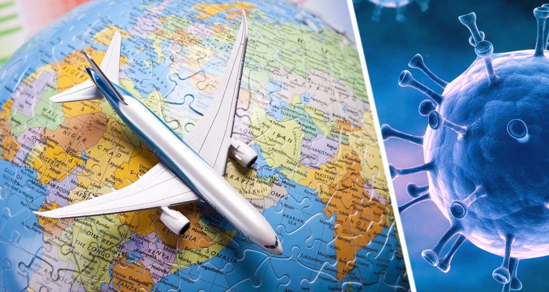 Для туристов стали известны списки «зеленых» и «красных» стран на предстоящее лето
