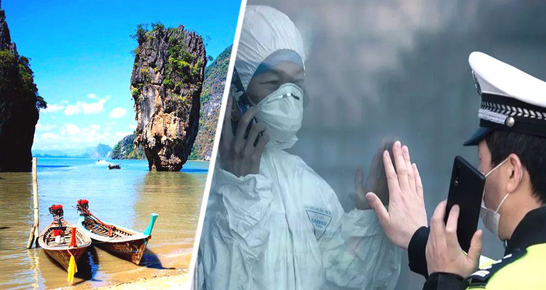 В Таиланде выявлен новый очаг заразы: власти опасаются за курорты