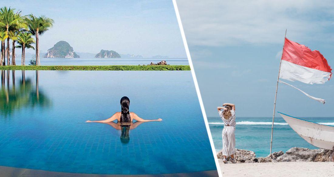 Индонезия построит для туристов 5 новых Бали