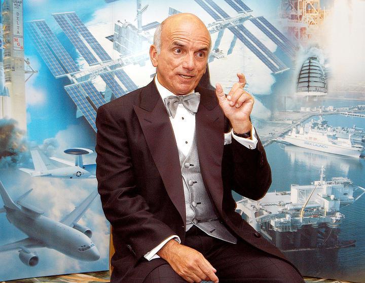 Первый космический турист. Как американец воплотил свою мечту в реальность за 20 млн долларов