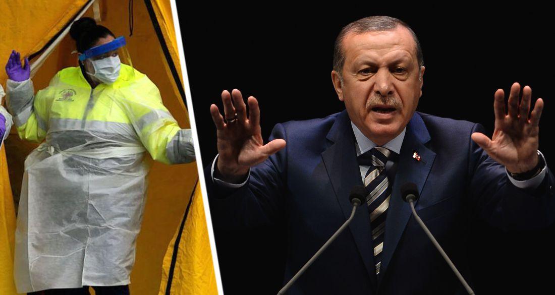 Турцию закрывают полностью с четверга до байрама