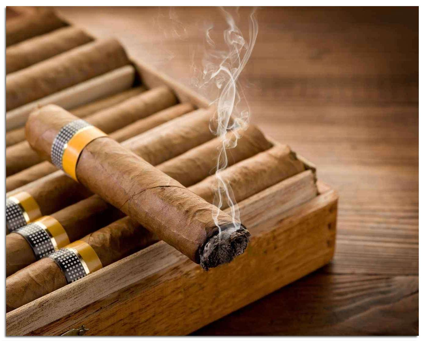 Особенности кубинских сигар Cohiba