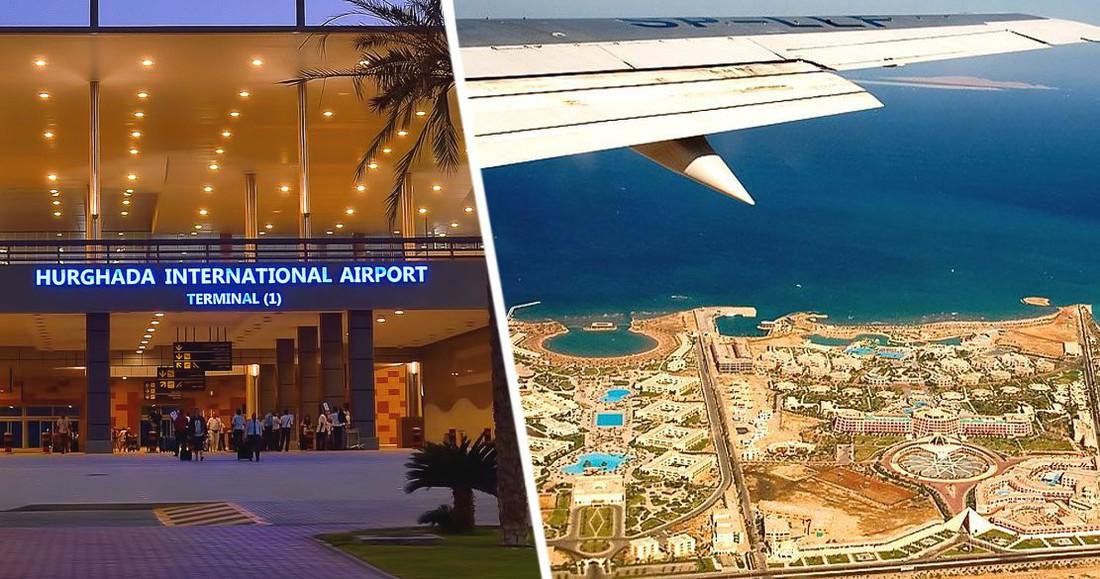 Египет подтвердил возобновление чартерных рейсов из России в Хургаду и Шарм-эль-Шейх