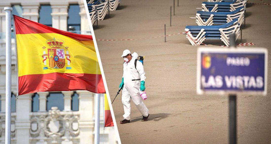 Испания готовится к полному краху туризма