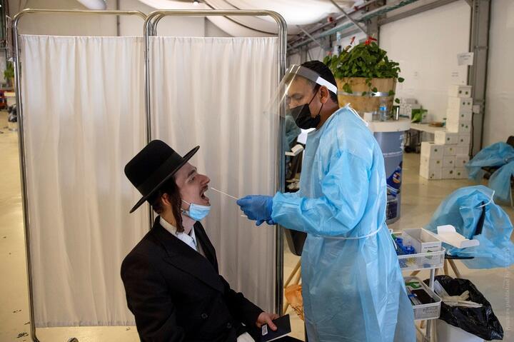 Жители Израиля почти перестали заражаться ковидом. В мае страну откроют для вакцинированных туристов