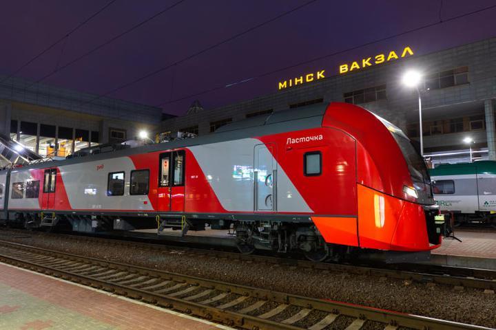 С 30 апреля между Минском и Москвой будет курсировать «Ласточка». Время в пути займет менее 7 часов