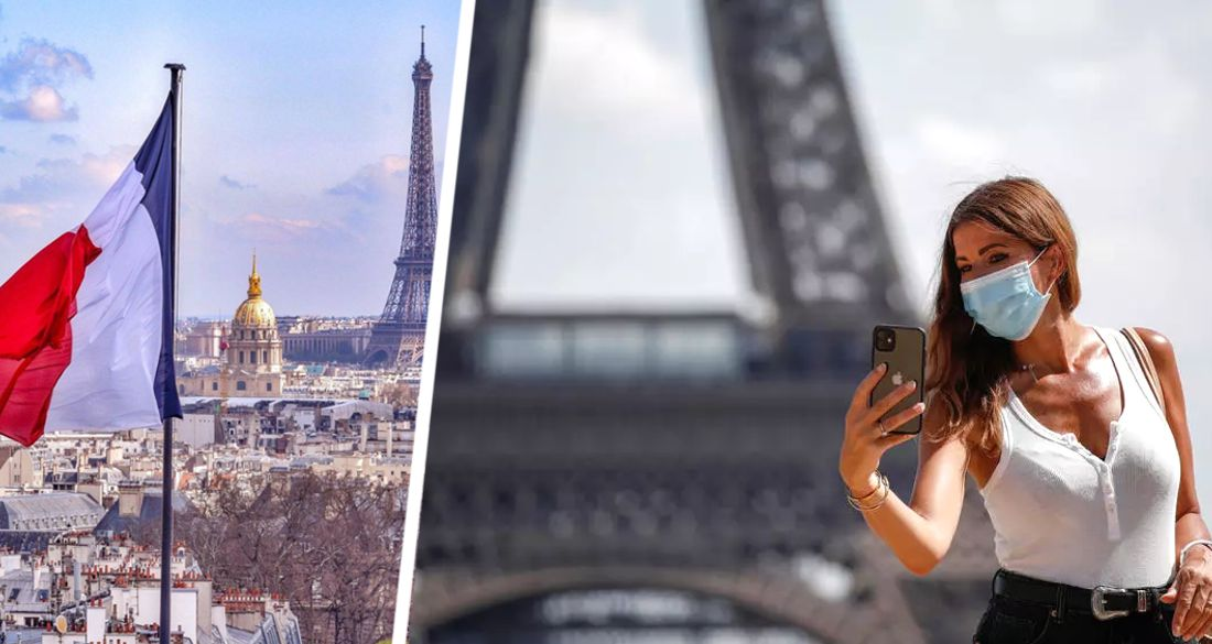 Франция открывается для привитых туристов: названы страны