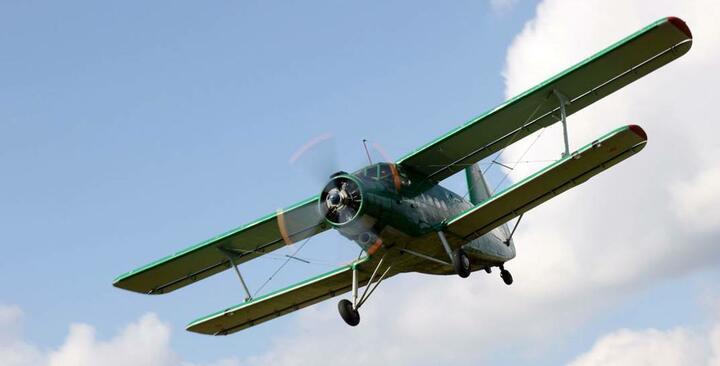Час полета - восемь рублей. Как в советские годы в Гомеле работало авиатакси и другая малая авиация