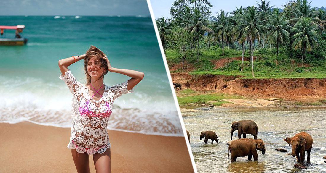 Шри-Ланка сосредоточится на российских туристах