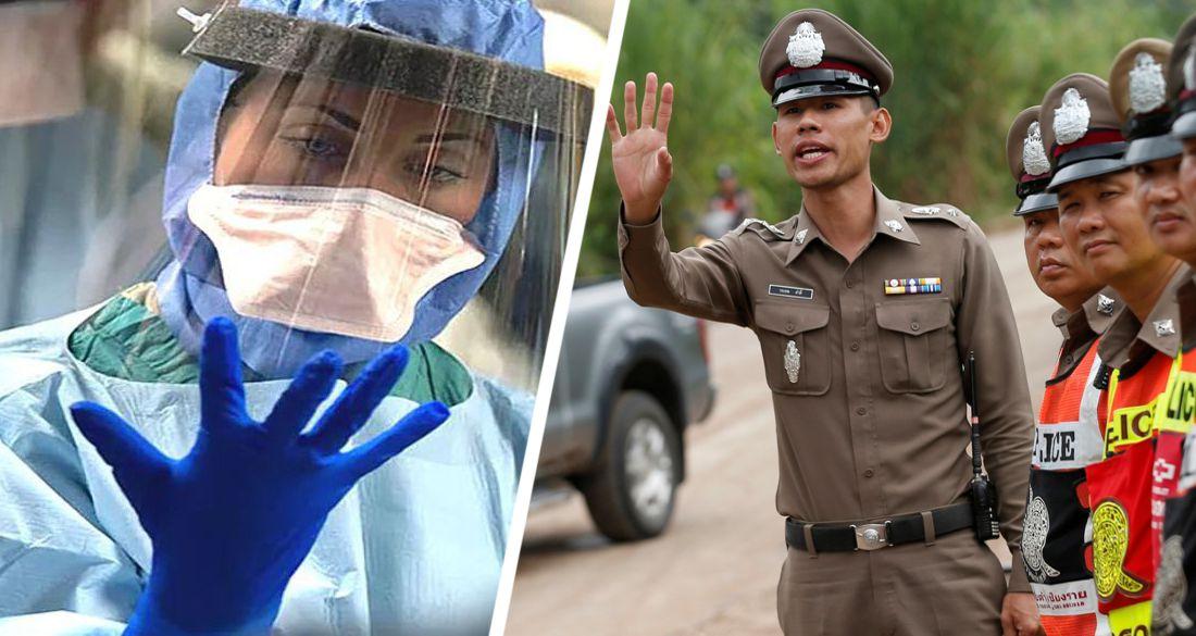 Таиланд готовится к блокаде: в стране царит паника и неопределенность