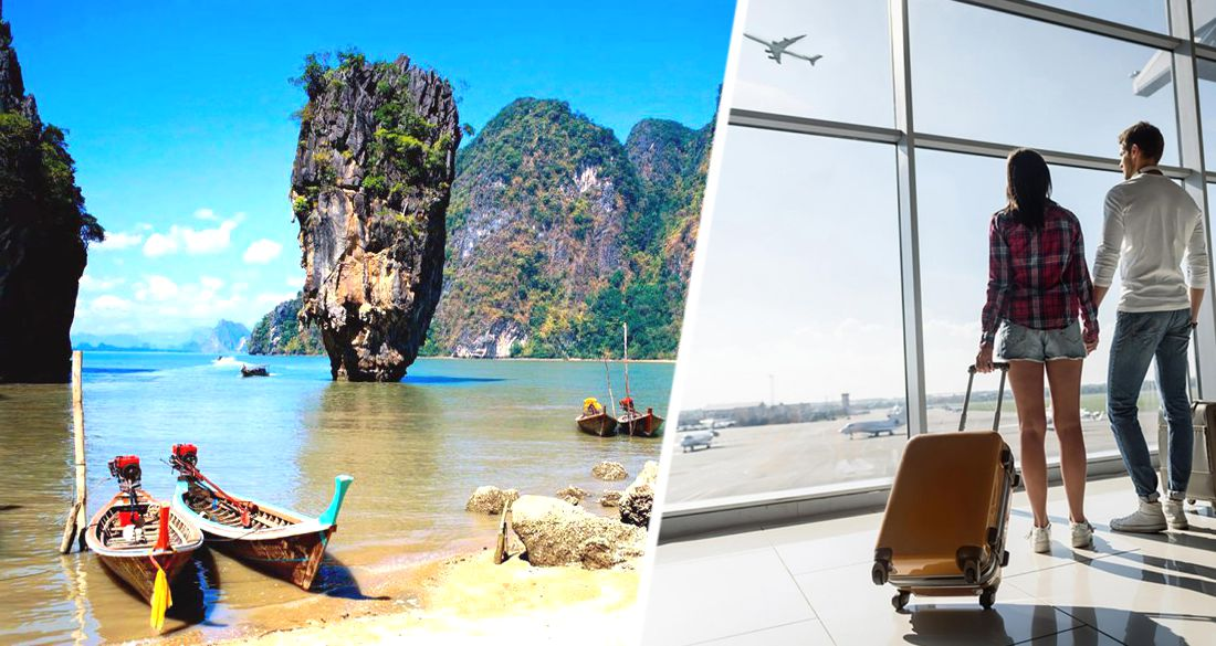 Бесплатные перелёты предложат в Таиланде иностранным туристам: названо условие