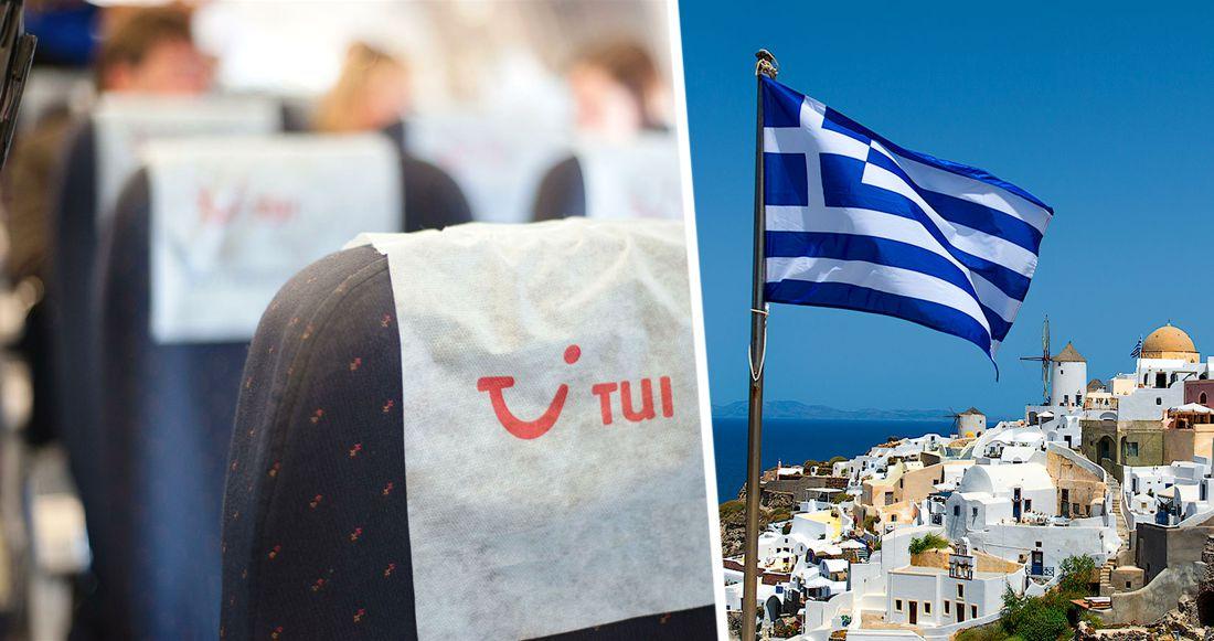 TUI отправит в Грецию 300 000 российских туристов