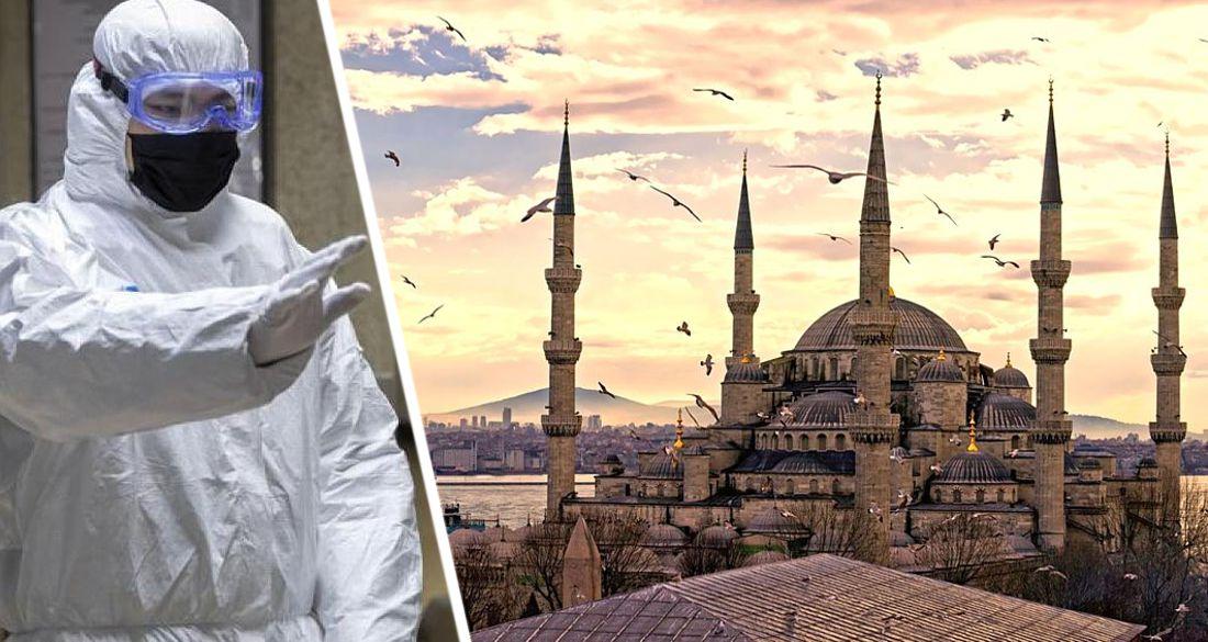 Транзитный хаб Турции перерезан: тысячи российских туристов оказались в ловушке