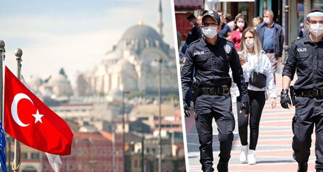 Коронавирус в Турции на 12.04: китайская вакцина не помогает
