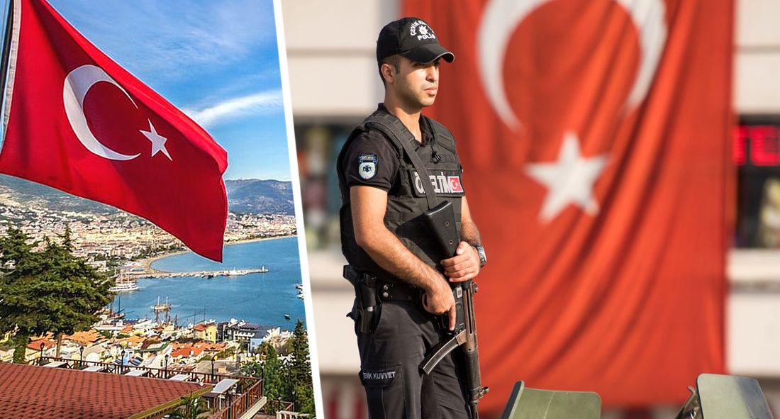 В Турции возобновился комендантский час