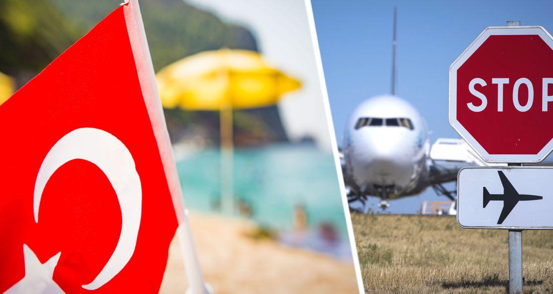 Туризм Турции лишился еще одного важного рынка: идут отмены рейсов