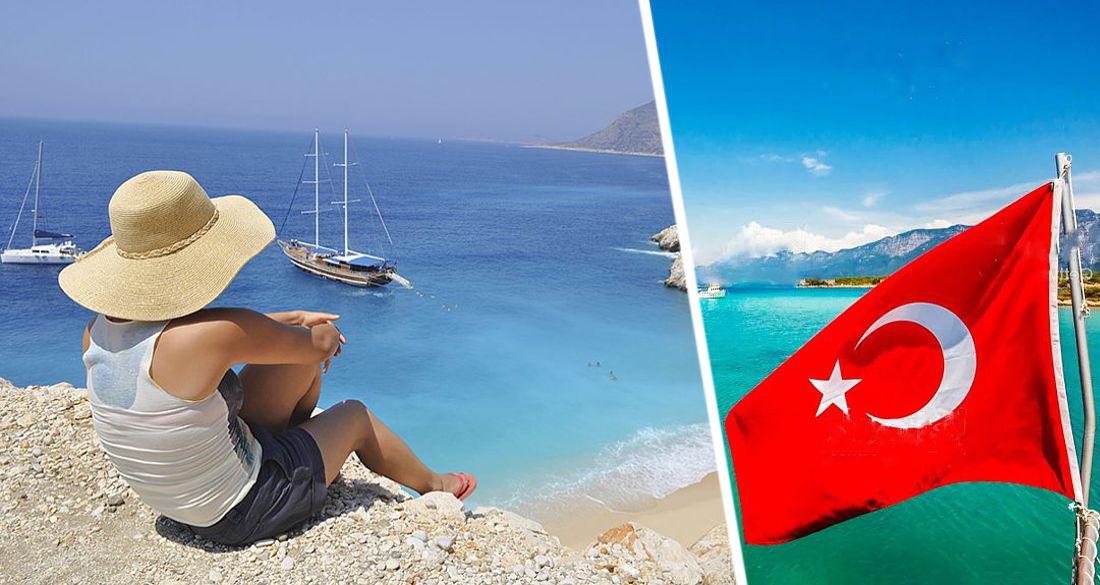 С курортов Турции пришли хорошие новости: Анталия движется в «зеленую зону»