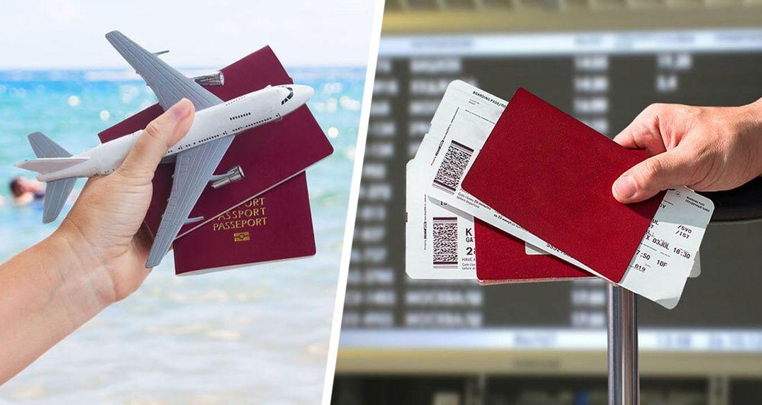 Из 5 российских городов разрешили перелеты за границу