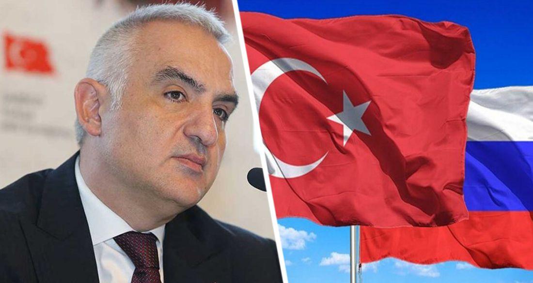 Министр по туризму Турции сообщил о дате новых переговоров с Москвой по возобновлению авиасообщения