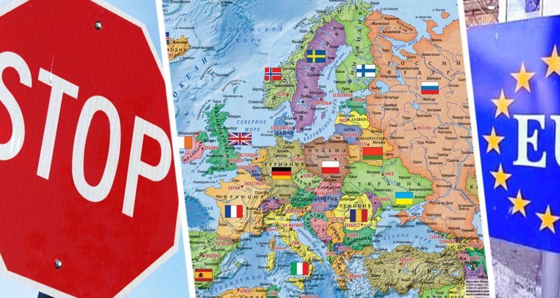 Паника нарастает: в Европе ещё одна страна закрыла границы из-за индийского штамма
