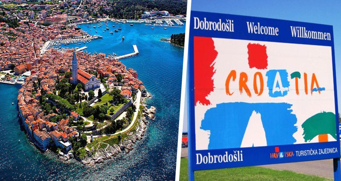 Хорватия начинает рекламировать свой туризм в России, рассчитывая на большое число российских туристов