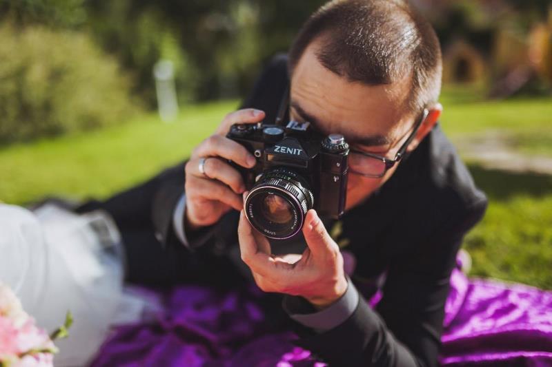 Грамотный фотограф для любого торжественного события в Воронеже
