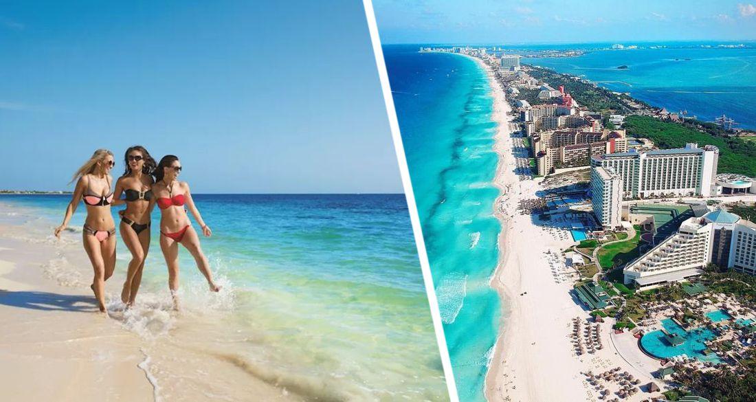 Российские туристы начинают отправляться в Канкун: объявлена дата первого вылета