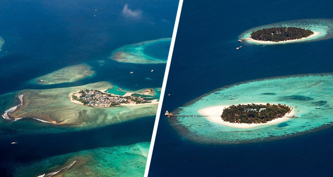 Мальдивам предсказали скорое исчезновение с лица Земли