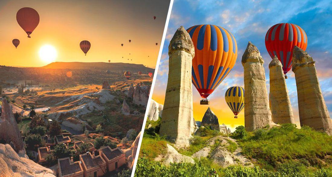 Верните наши деньги или запускайте ваши шары: в Турции разгорелся скандал с группой туристов