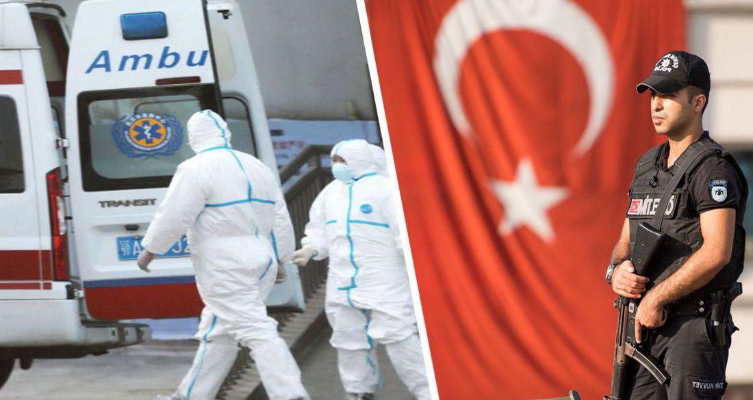 Турция сообщила о 40 тысячах погибших от коронавируса: идет борьба за сохранение хотя бы части летнего сезона