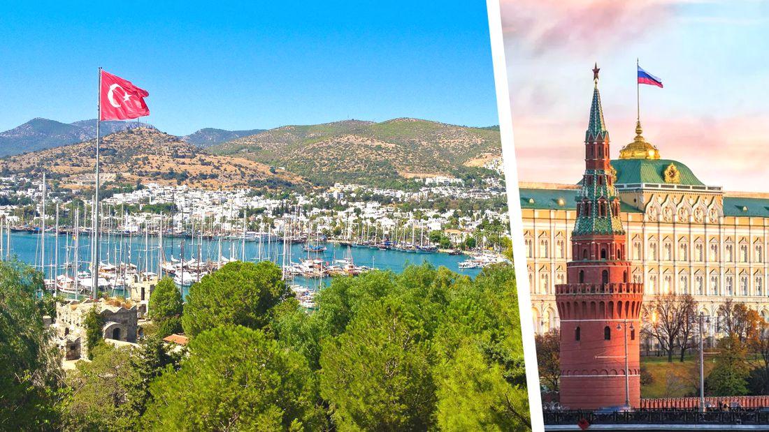 Кремль ответил по вопросу открытия Турции