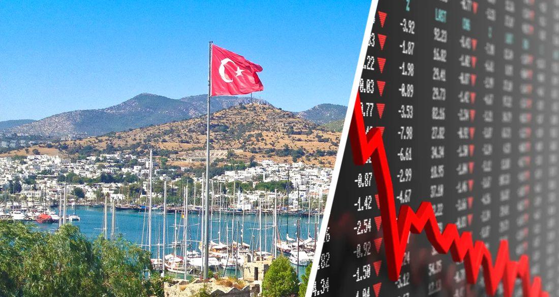 В Турции российские туристы продолжают занимать 1 место