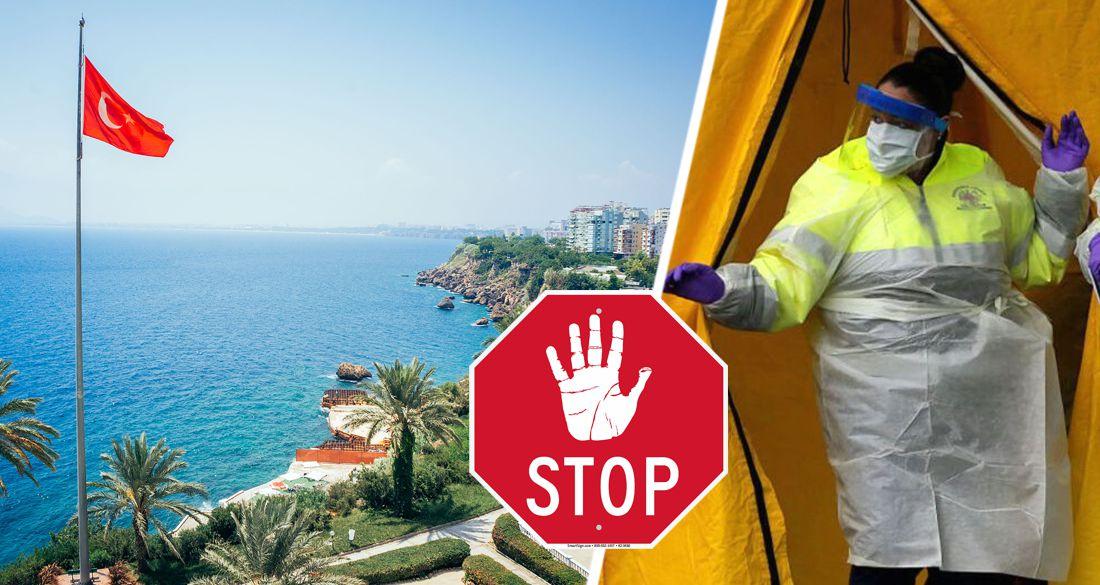 Туризм Турции ждут мрачные перспективы - Bloomberg