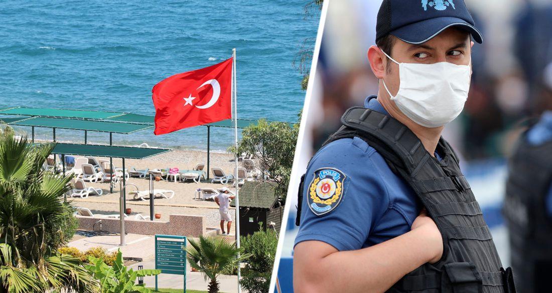 Туризм Турции выпустил заявление: в соцсетях развернулась кампания против действий властей