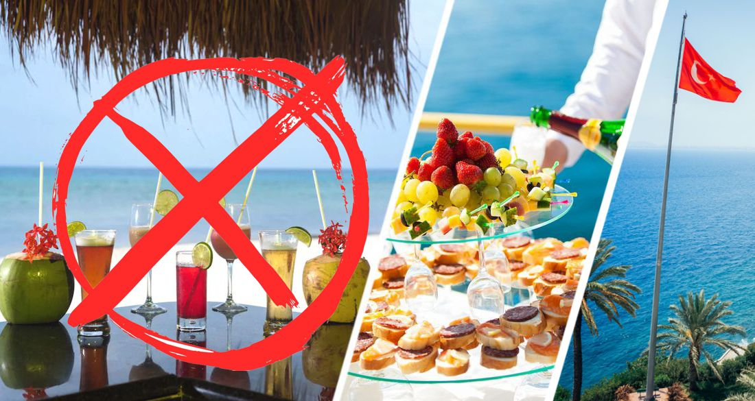 Только по меню и никаких all inclusive: после открытия Турции туристы могут остаться без шведского стола и спа-салонов