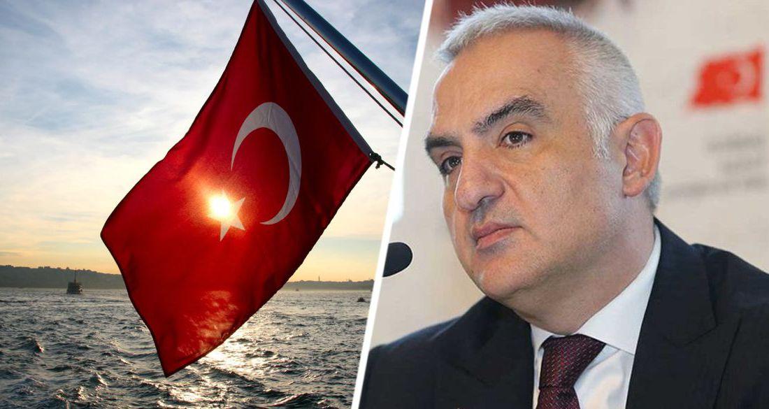 Министр туризма сделал заявление по открытию Турции