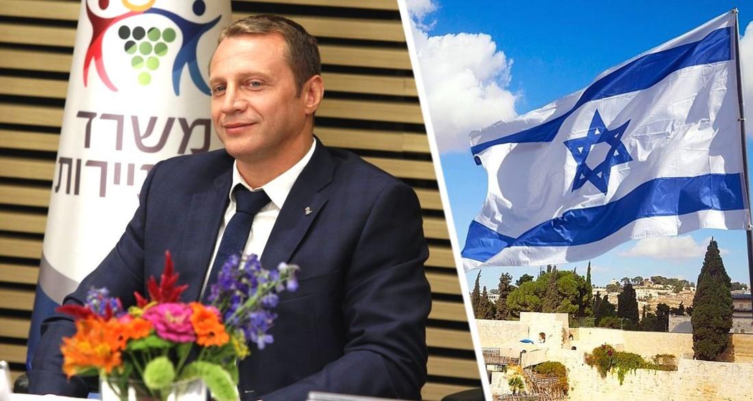 Министром туризма Израиля стал выходец из России