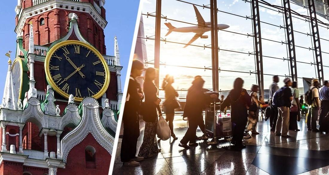 «На свой страх и риск»: Кремль предупредил российских туристов об опасности поездок за границу