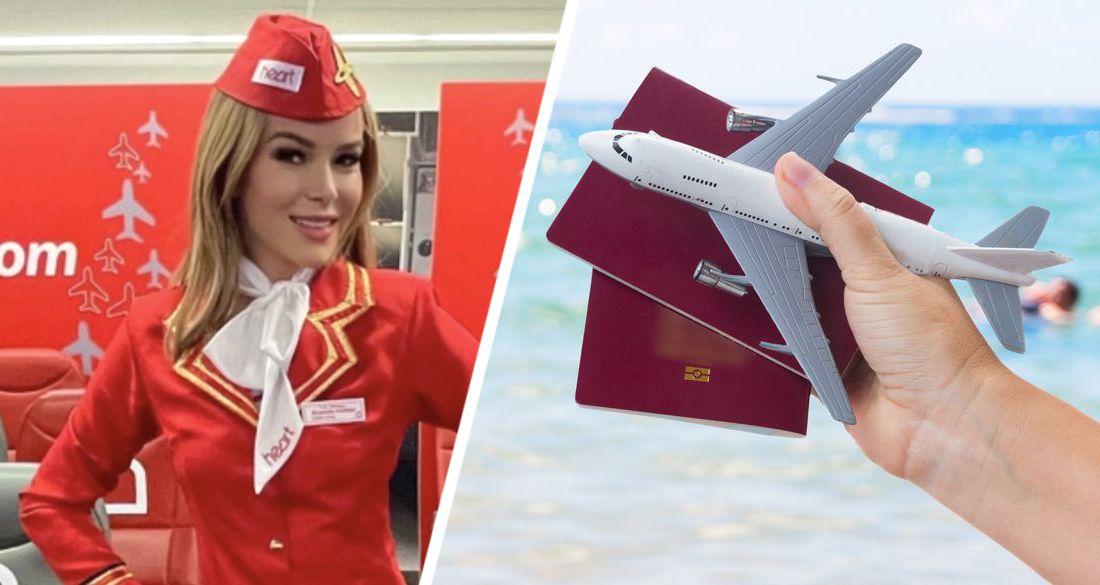 Стюардесса рассказала, что пассажиры никогда не должны делать в самолете
