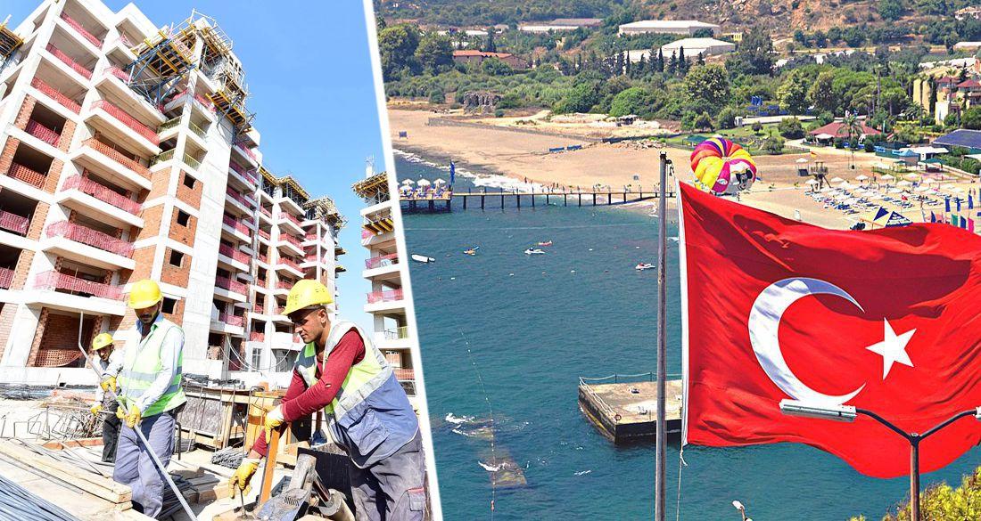 Отели Турции начали переоборудоваться в квартиры и общежития